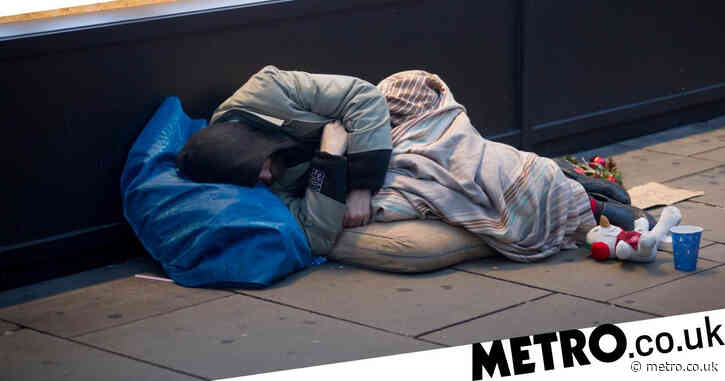 £203,000,000 to get rough sleepers off streets will 'only scratch the surface'