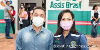 Senadora Mailza destina R$ 1,2 milhão em emendas para Assis Brasil - ContilNet Notícias