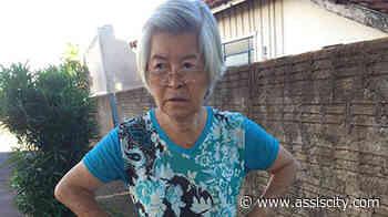 Agente da Saúde homenageia idosa que morreu atropelada em Assis - Assiscity