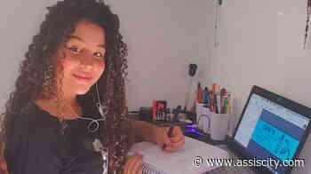 """""""Preciso me manter firme, pois tenho planos futuros"""", relata adolescente de Assis sobre aulas online - Assiscity"""