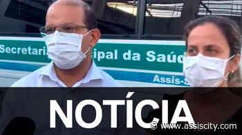 Saúde vacina pessoas com comorbidades amanhã em Assis - Assiscity