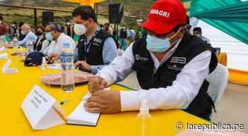 Tacna: reinician diálogo en Candarave para solucionar problemas por el agua - LaRepública.pe
