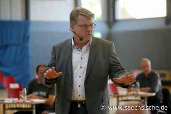 IPO: Dohna lehnt Finanzplan 2021 ab - Sächsische.de