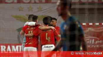 Benfica junta-se a Sporting, Porto Salvo e Fundão nas 'meias' do playoff da Liga Placard - Record