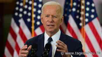 Nahostkonflikt: Biden telefoniert erstmals mit Abbas