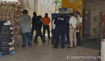 Retienen a mujer en supermercado de Ticul por robarse Gerbers y aceite - Reporteros Hoy