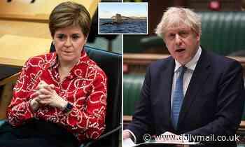 GAVIN ESLER, Wake up England! Why is Nicola Sturgeon being allowed to dominate the debate?