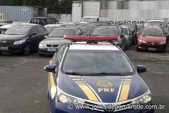 PRF/SC promove leilão de veículos apreendidos e sucatas - Jornal de Pomerode