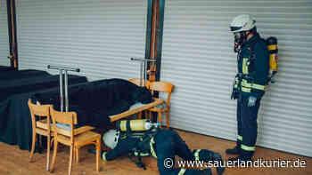 Feuerwehr Lennestadt übung - sauerlandkurier.de