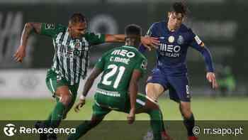 Em direto. Rio Ave - FC Porto - Renascença