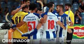 FC Porto consegue fantástica recuperação de seis golos e está na final da Liga Europeia - Observador