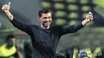 Sérgio Conceição venceu sempre Miguel Cardoso - A Bola