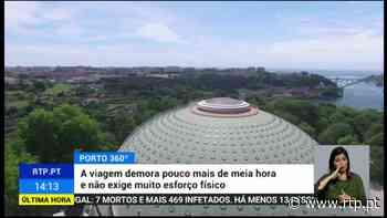 Porto 360º. A nova vista sobre a invicta - RTP