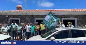 Sportinguistas em Festa no Porto Santo — DNOTICIAS.PT - DNoticias