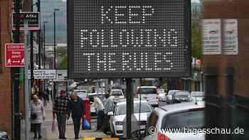 Corona in Großbritannien: Indische Variante gefährdet Lockerungen