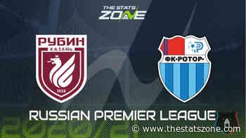 2020-21 Russian Premier League – Rubin Kazan vs Rotor Volgograd Preview & Prediction - The Stats Zone