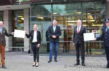 POL-WAF: Ahlen/Beelen/Sassenberg/Warendorf/Ennigerloh/Neubeckum/Oelde. Polizei und Volksbank eG kooperieren - Presseportal.de