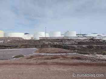 Cleanup team contains gasoline spill near Baker Lake - Nunatsiaq News