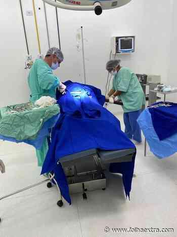 Centro cirúrgico de Wenceslau Braz realiza primeiro parto na nova estrutura - Folha Extra