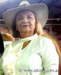 Triste despedida para Mariana Ricaurte - La Hora (Ecuador)