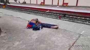 Odia Migrant Dies On Board Puri-Okha Express Train - OTV News