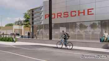 City considers grant for new Porsche dealership in Vanier - CBC.ca