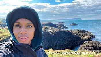 Hollywood star Kerry Washington enjoys Causeway coast - BelfastTelegraph.co.uk - Belfast Telegraph