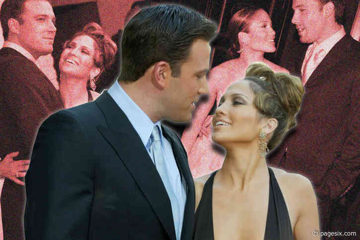 Why Bennifer 2.0 is the real deal: 'J.Lo was always obsessed with Ben' - Page Six