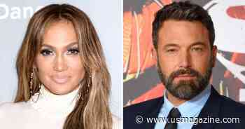 Jennifer Lopez 'Has Feelings' for Ben Affleck as Their Friendship Moves in a 'Romantic Direction' - Us Weekly