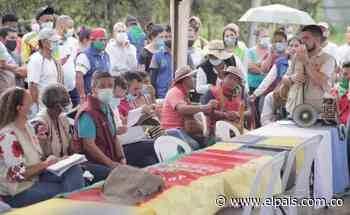 Persisten bloqueos en Jamundí, a pesar de acuerdo realizado el jueves en mesa de diálogo - El País