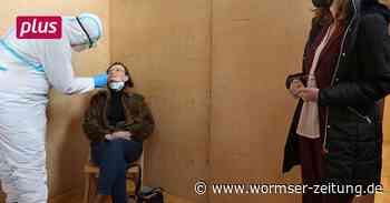 Monsheim Schnelltestzentrum Monsheim: Sicherheit mit Abstrichen - Wormser Zeitung