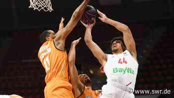 Basketball: Ulm verliert Final Four-Krimi gegen Bayern München, legt aber Protest ein - SWR