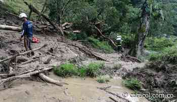 Ubalá, Cundinamarca, declaró la Alerta Roja por ola invernal - Caracol Radio