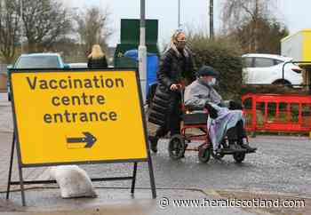 Covid Scotland: Two-thirds of adults given first vaccine jab | HeraldScotland - HeraldScotland