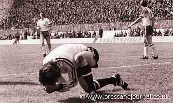 Don Masson and Kenny Dalglish were the heroes when Scotland beat England in 1976 - Press and Journal