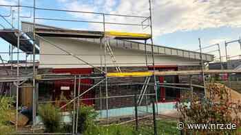 Kita-Anbau in Kranenburg schreitet voran - NRZ