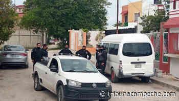 Disparan contra equipo de Rosas - Tribuna Campeche