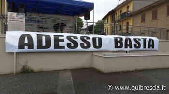 Ghedi, 500 in piazza dalla bassa bresciana con le richieste di riaprire - QuiBrescia - QuiBrescia.it