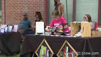Local children create products for an entrepreneur event - 1011now