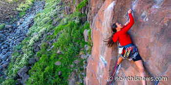 In This Together: Entrepreneur Builds Community of Rock Climbing Women - NowThis