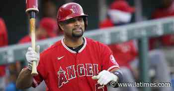 Commentary: With Albert Pujols on Dodgers, one of baseball's greats gets another title shot
