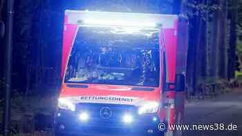 Wolfsburg: Mann hantiert DAMIT – nun liegt er im Krankenhaus - News38