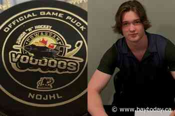 Voodoos commit to OHL prospect - BayToday.ca