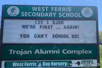 North Bay Sign Wars message is spreading - BayToday.ca