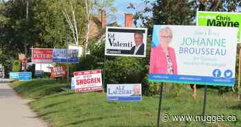 Proposed city bylaw would regulate election sign size, location - The North Bay Nugget