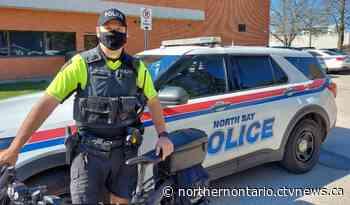 North Bay police begin downtown patrols on electric bikes - CTV Toronto