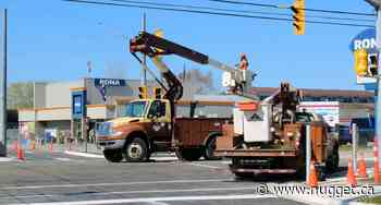 Intersection to reopen today, but work still to come - The North Bay Nugget
