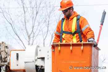 Planned power outage Saturday for many townships south of North Bay - BayToday.ca