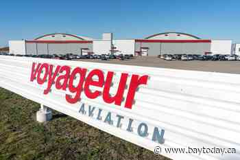 Voyageur lands important contract with Canadian Armed Forces - BayToday.ca
