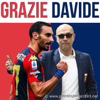 Genoa Club Portuali Voltri: «Grazie Davide» - PianetaGenoa1893 - Pianetagenoa1893.net